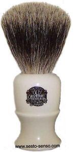 VULFIX Pure Badger Shaving Brush, no. 2068 Imitation Ivory Handle