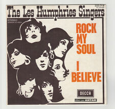 SP 45 TOURS THE LES HUMPHRIES SINGERS ROCK MY SOUL en 1972 DECCA 333.018