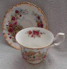 Royal Albert Four Seasons Summer Cup and Saucer