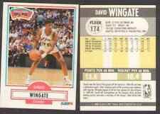 US. 1989-90 Fleer. #78. Reggie Miller