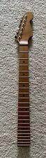 "Warmoth Strat 24.75"" Conversion Neck Roasted Maple W/ Fender Locking Tuners"