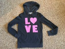 Pre-Owned/Used*Victoria's Secret Hoodie/Pullover Sweatshirt in Size M/Medium