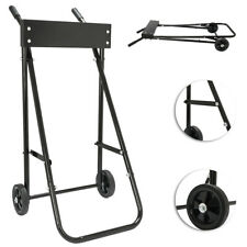 Outboard Autoboard Motor Boat Carrier Engine Trolley Stand / Transport Wheels