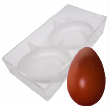 Polycarbonate Easter Eggs Mold Ostrich Shape Chocolate Mould Cooking Tools New