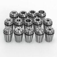 Metric ER11 ER16 ER20/ER25 ER32 Spring Collet Set CNC Milling Lathe Chuck Set