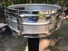 """Ludwig Acrolite Snare Drum 14""""x5"""" Vintage 1970s NICE"""