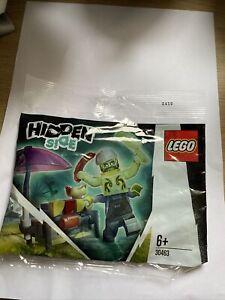 Lego Hidden Side Chef Enzo's Haunted Hotdogs 30463 Polybag  BNIP