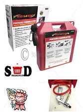 30 LB Air Portable Sand Blaster Sandblaster Sanding Grit Blasting Gun CT1109