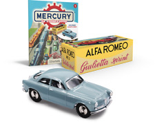 Mercury modellino Auto Alfa Romeo Giulietta Sprint 1:48 modellismo epoca 1:43