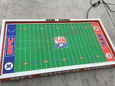 BS7 Vintage Tudor Games Superbowl NFL electric electronic football metal table
