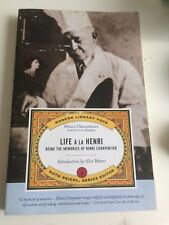 Life a La Henri: Being the Memories of Henri Charpentier by Boyden Sparkes