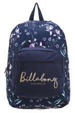 NEW + TAG BILLABONG NIGHTSHADE BACKPACK SCHOOL GYM BAG 22L WOMENS GIRLS PEACOAT