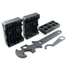 4 Combo M4/AR15 223/556 Upper + Lower Vise Block + Wrench Armorer's Tool Kit