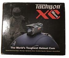 Tachyon XC Micro Helmet Camera