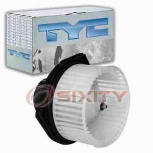 TYC Front HVAC Blower Motor for 2004-2012 Chevrolet Colorado Heating Air cy