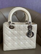 Authentic lady dior bag