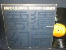 "David Liebman/Richard Beirach ""Forgotten Fantasies"" LP"