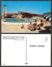 Old Texas Motel Postcard - Harlington - Sun Valley Motor Hotel