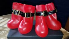 Vintage Anne Ardmore's Dog Boots Size Small 1960s?