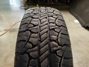 "Used - BFGoodrich Rugged Terrain TA Tire - Size 255/70/18 - 8/32"" Tread Depth"