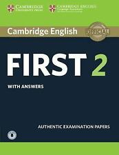 FCE Practice Tests: Cambridge English First 2 Student's Book with Answers and...