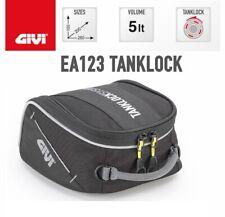 Tank Bag Mini Tanklock Givi EA123 + Flange BF37 KTM Duke 790 2018