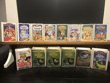 Vintage Mcdonald's Happy Meal Figurines Set Of 14, Disney Characters