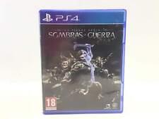 JUEGO PS4 LA TIERRA MEDIA SOMBRAS DE GUERRA PS4 5477910
