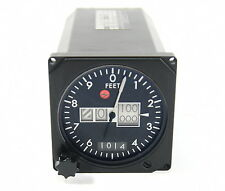 NEW ALTIMETER COUNTER POINTER INDICATOR COCKPIT SMITHS INDUSTRIES RAF AIRCRAFT