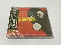Arturo Toscanini SEALED NEW 2CD Verdi LA TRAVIATA NBC SO & Chorus '46 Japan Obi