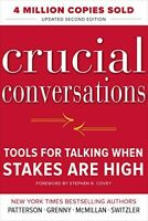Crucial Conversations: Tools for Talking When Stakes Are High AUDIOBOOK NOT CD