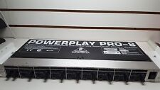 Behringer Powerplay Pro-8 HA8000 8-Channel Headphone Amp #12160-4