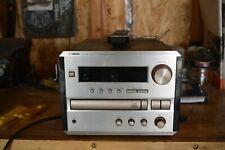 New listing Yamaha Natural Sound Crx-E150 Bookshelf/Cd Player Am/Fm Receiver