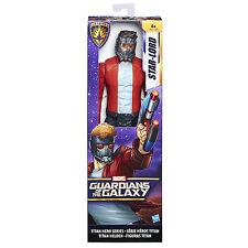 Marvel Guardians of the Galaxy Titan Hero Series - Star-Lord Figure
