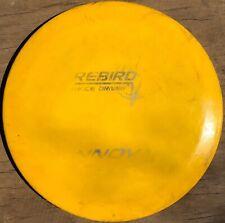 Rare Yellow Pfn Patent # Star Firebird 175 g Innova Disc Golf Oop 6.5/10