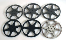 MOVIE REELS 400FT SET OF 6 ART DECO