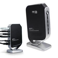 Servidor comparta la impresora 4 Dispositivos Usb Altavoz dv/dsc Webcam Impresora multifunción en red