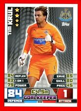PREMIER LEAGUE 2014-15 -Trading Card TOPPS- n. 200 - TIM KRUL - NEWCASTLE