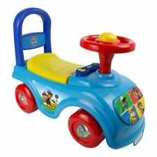 PAW PATROL My First Ride-on with Push Bar Blue/red/Yellow (OPAW067)