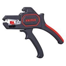 KNIPEX Automatische Abisolierzange  180 mm