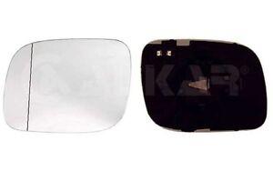 ALKAR Cristal de espejo, retrovisor exterior para VW TOUAREG 6432122
