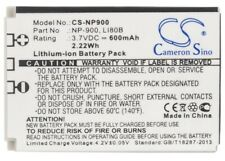 Replacement Battery for Praktica 3.7v 600mAh Camera Battery