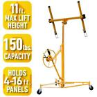PRO-SERIES Drywall 6 ft. 132 in. x 41 in. Compatible Panel Hoist Metal