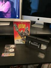 The Iron Giant (Vhs, 1999, Clamshell) *Ships Same Day*