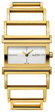 Alfex Damenuhr 5564/196 Quarz Schweizer Qualität UVP 285 EUR