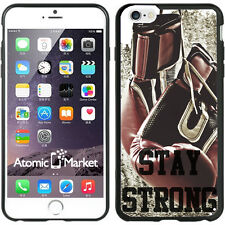 Stay Strong Boxing Gloves For Iphone 6 Plus 5.5 Inch Case Cover By Atomic Market