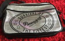 """Pineapple - """"Survival Of The Fittest"""" Shoulder Bag Satchel"""