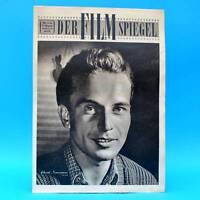 GDR Filmspiegel 17/1955 Horst Naumann Joachim Brockmann Paolo Stoppa India