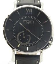 NOA Slim Watch 18.60 MSLQ-001 Black Dial 40mm Brand New w/ Box & Papers!