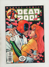 Deadpool #56 - Out With A Bang - (Grade 7.0) 2001